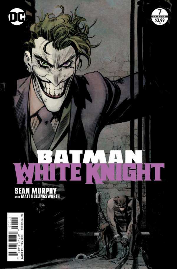 Batman: White Knight #7