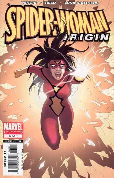 Spider-Woman: Origin #5