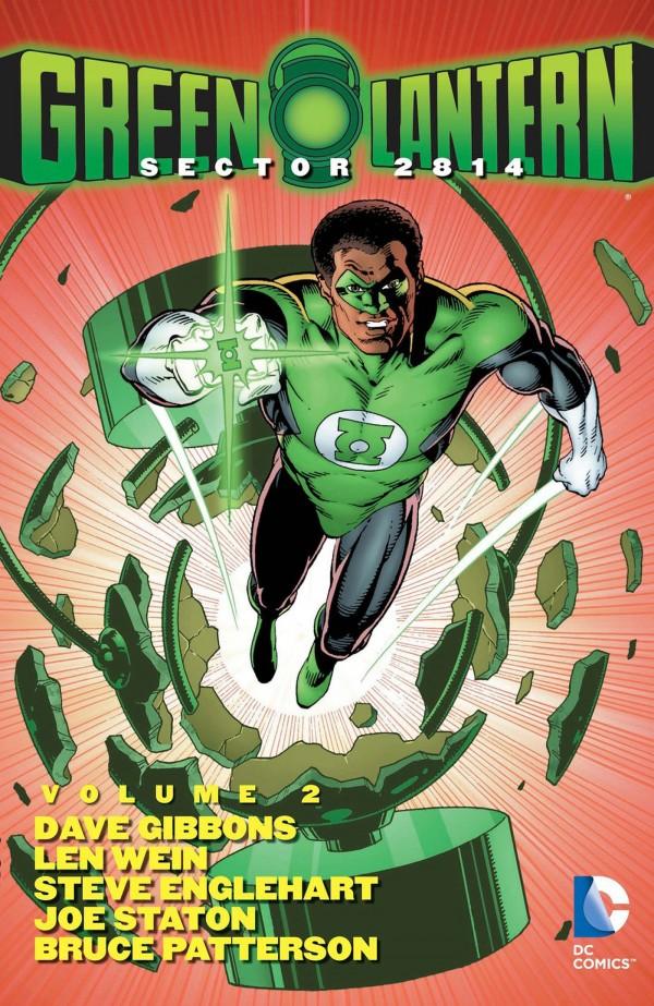 Green Lantern Sector 2814 Vol. 2 TP