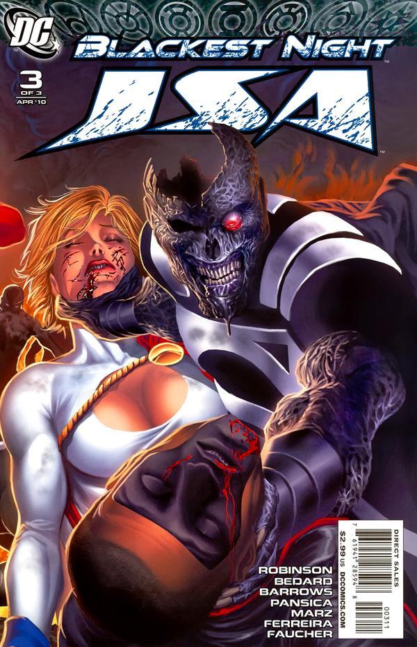 Blackest Night: JSA #3