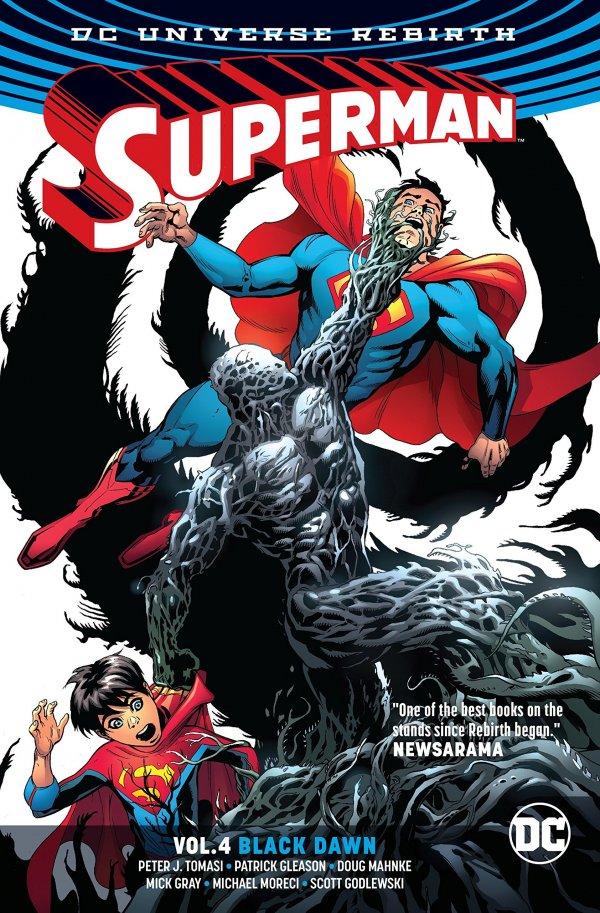 Superman Vol. 4: Black Dawn TP