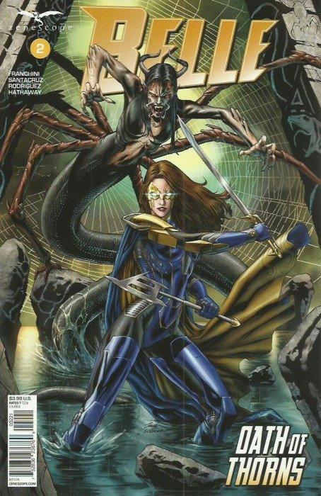 Belle: Oath Of Thorns #2