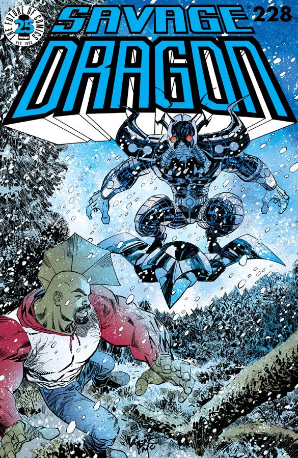 Savage Dragon #228