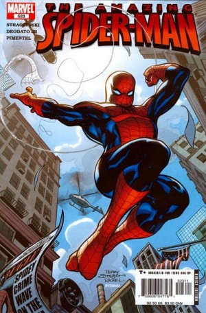 The Amazing Spider-Man #523