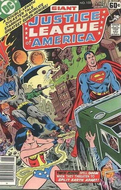 Justice League of America #155