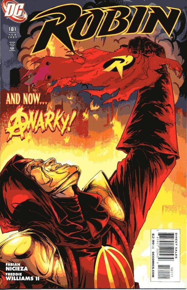Robin #181
