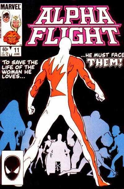 Alpha Flight #11
