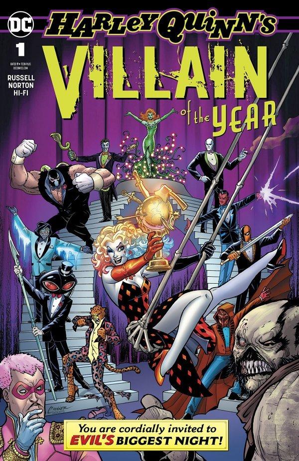 Harley Quinn's Villain of the Year #1