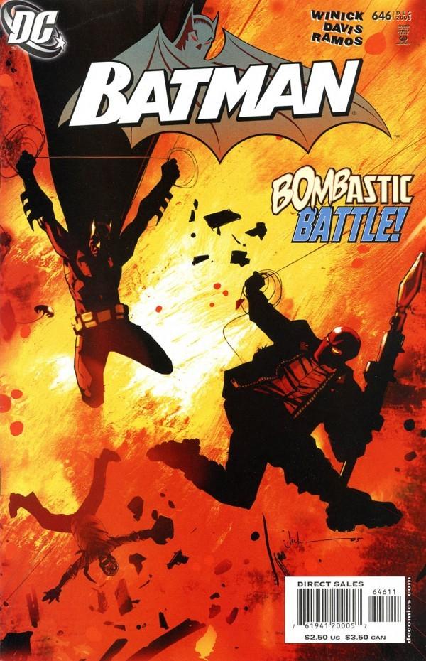 Batman #646