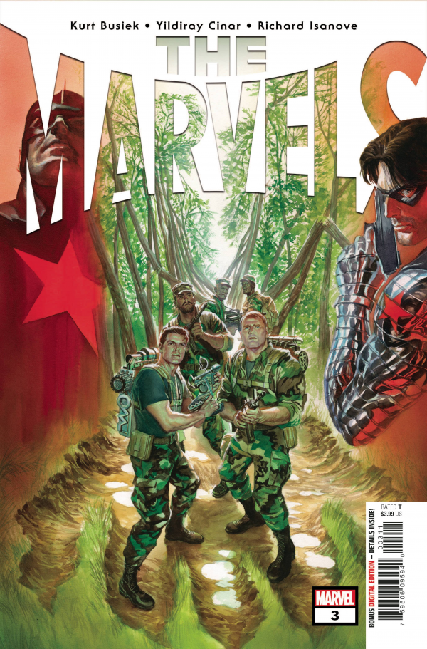 The Marvels #3