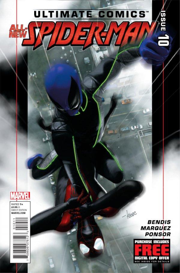 Ultimate Comics Spider-Man #10