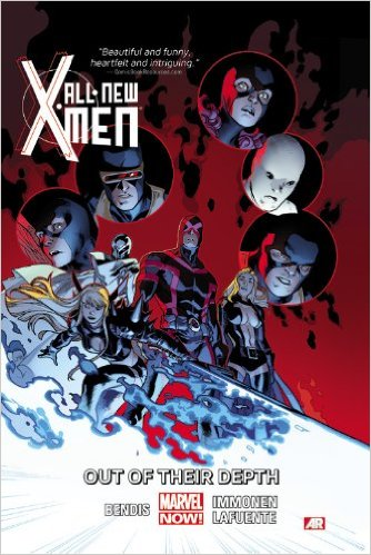 All-New X-Men Vol. 3: Out of Their Depth HC