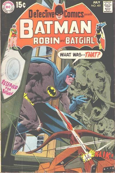 Detective Comics #401