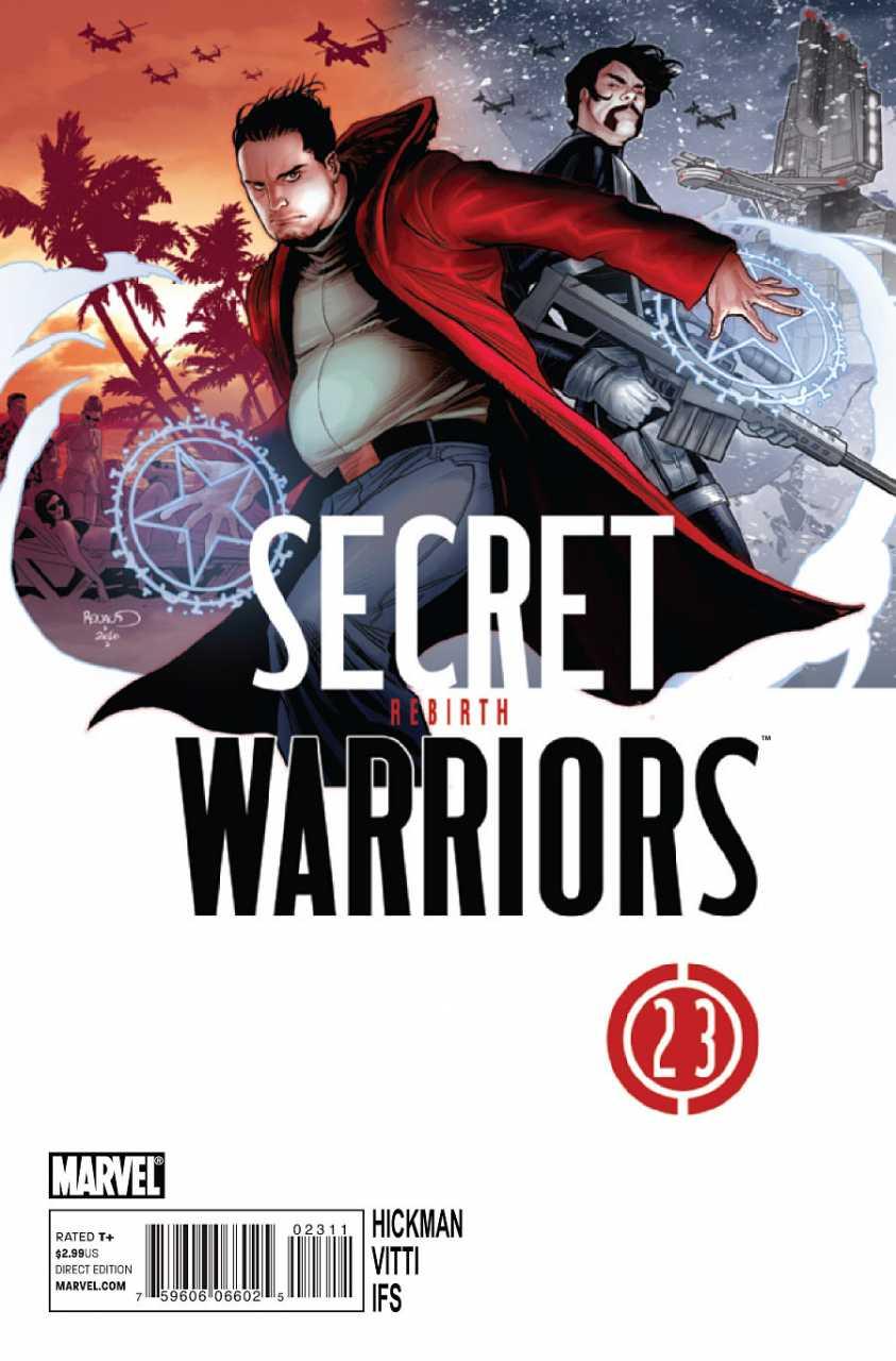 Secret Warriors #23