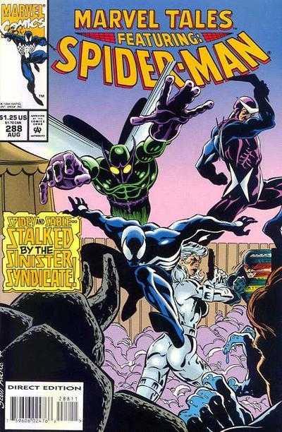 Marvel Tales #288