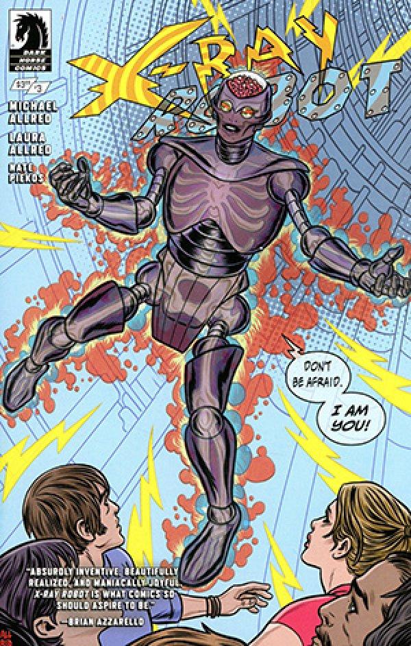 X-Ray Robot #3