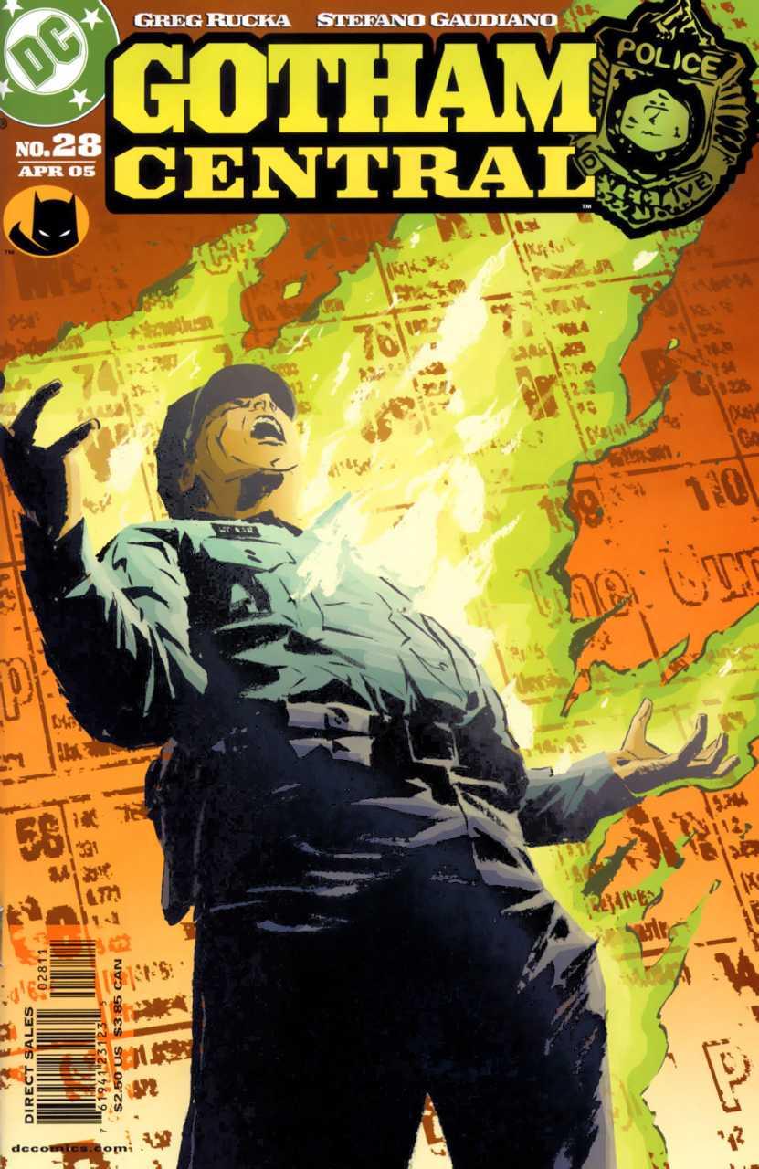 Gotham Central #28