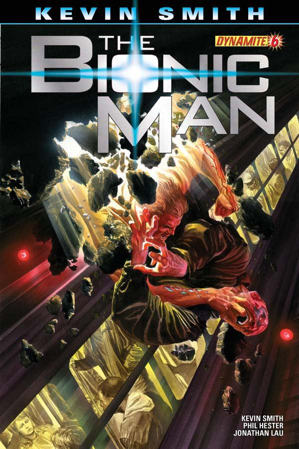 The Bionic Man #6