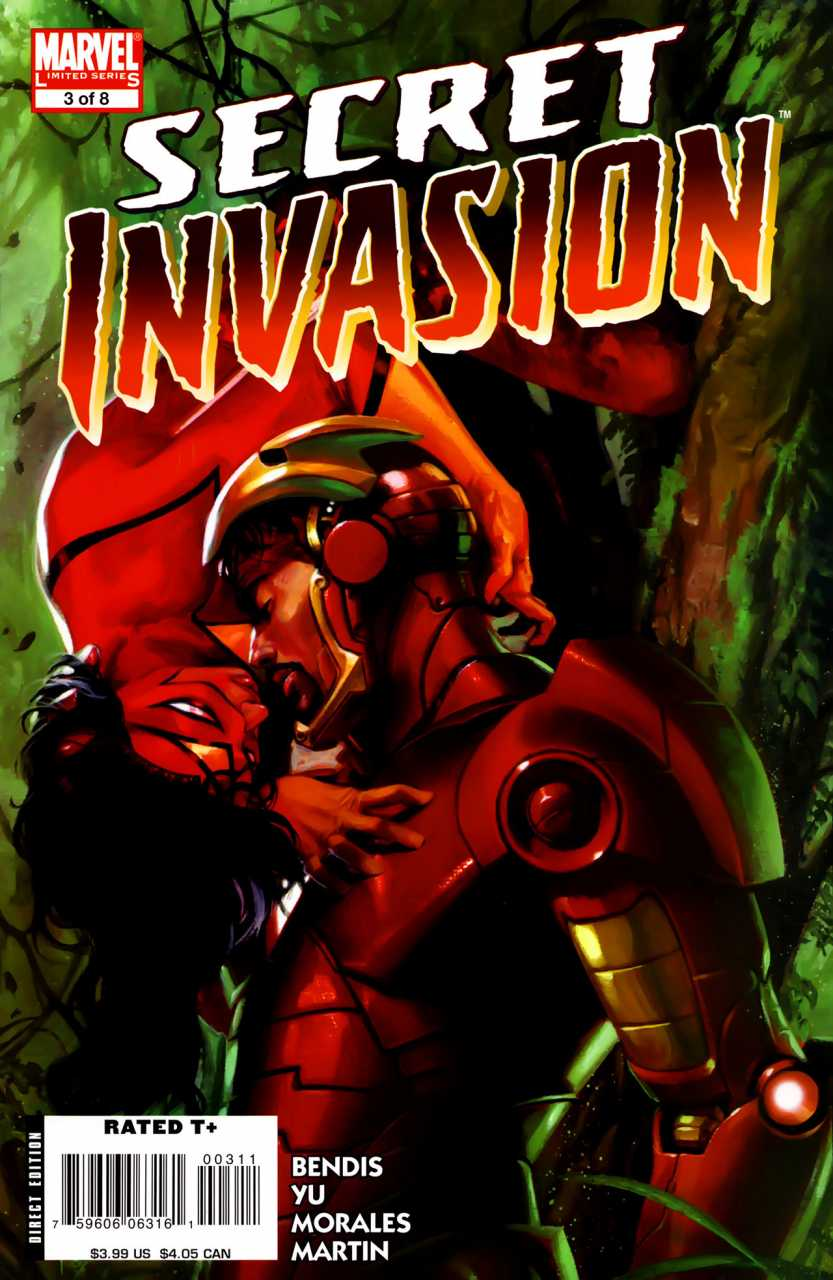 Secret Invasion #3