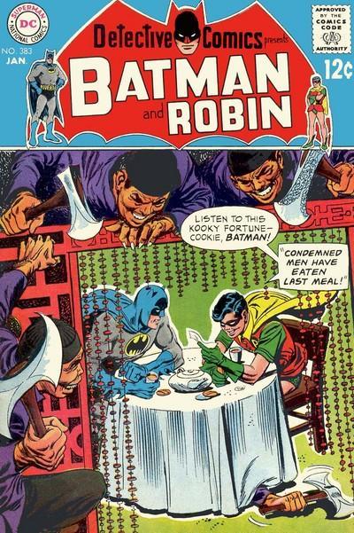 Detective Comics #383