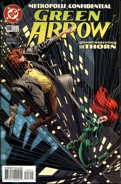 Green Arrow #108