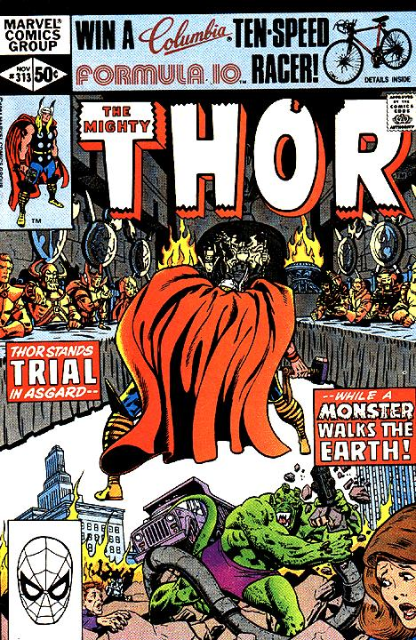 The Mighty Thor #313