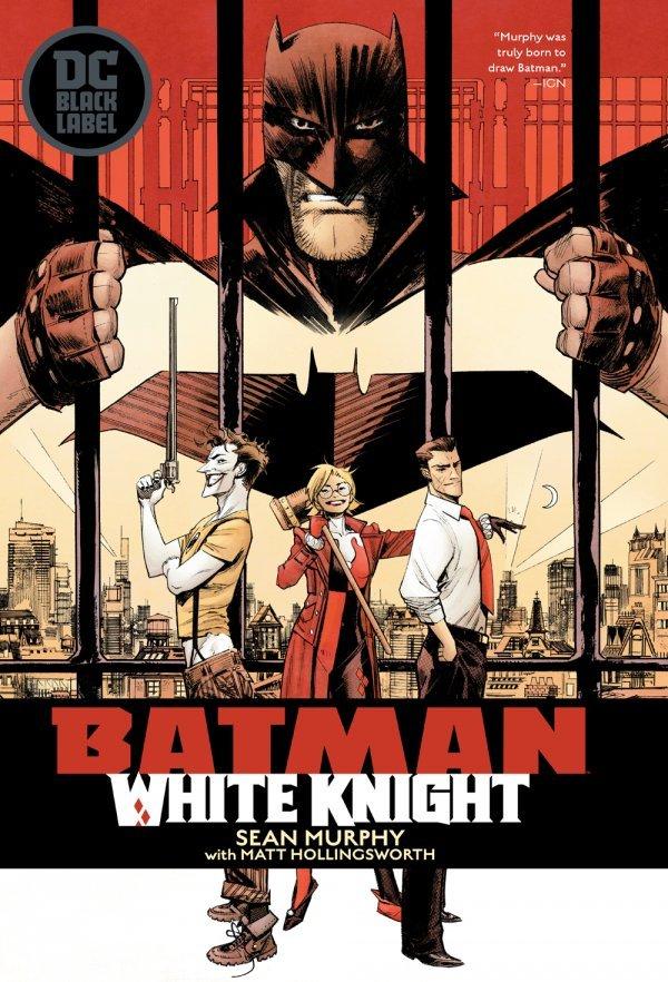 Batman: White Knight HC