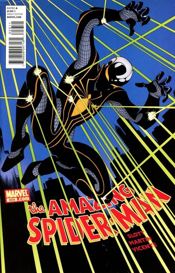 The Amazing Spider-Man #656