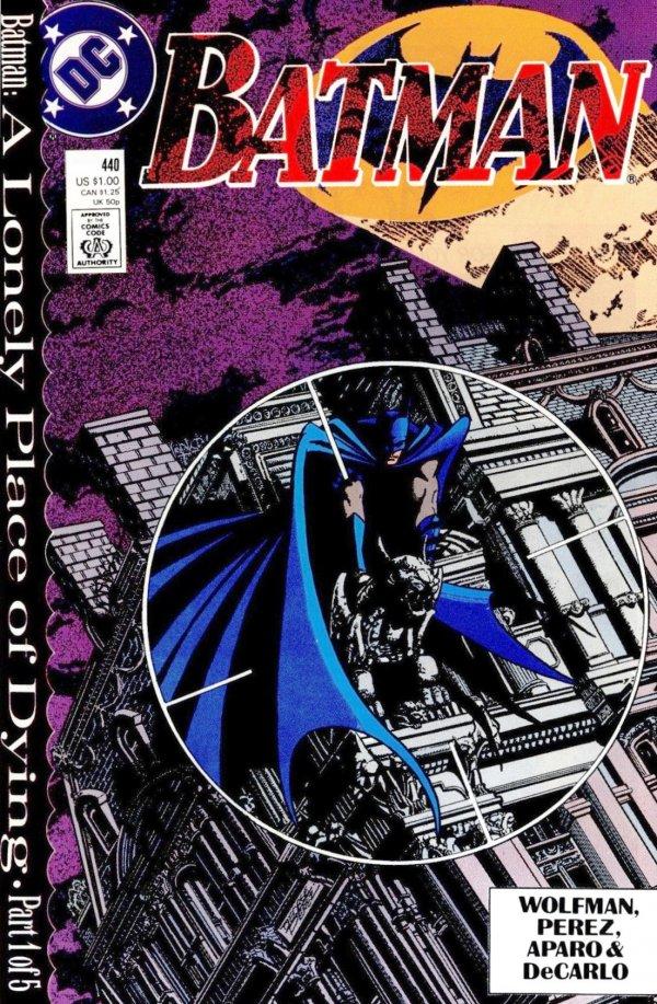 Batman #440