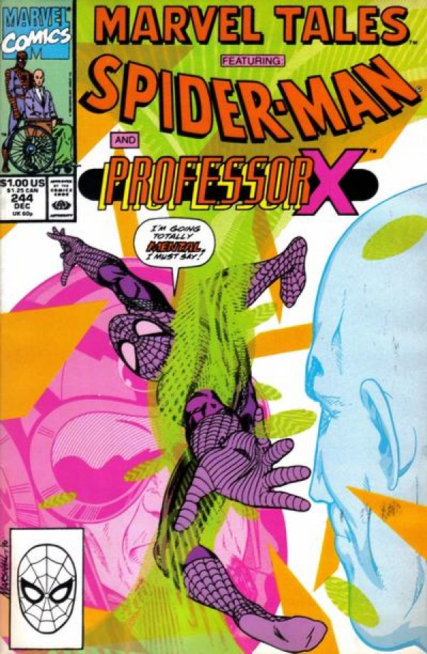 Marvel Tales #244