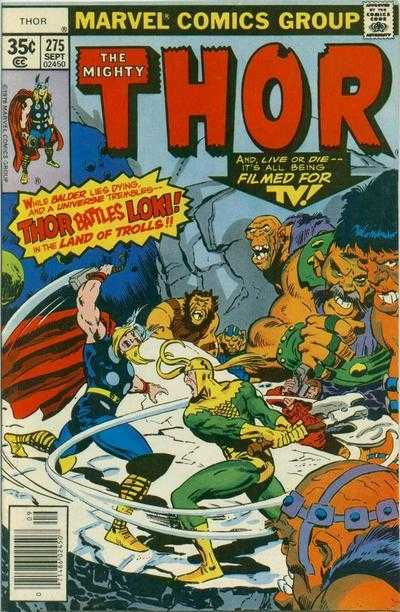 The Mighty Thor #275