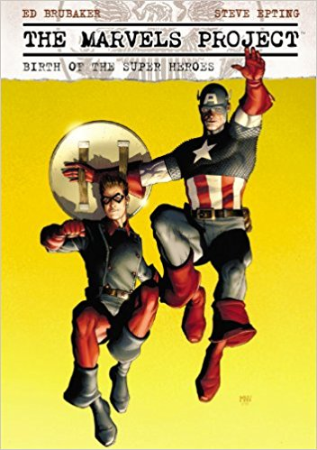 The Marvels Project: Birth of the Super Heroes TP