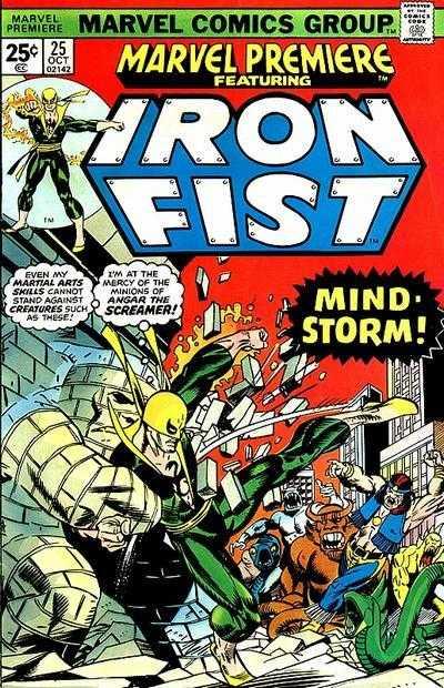 Marvel Premiere #25