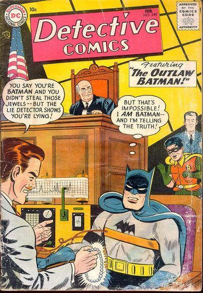 Detective Comics #240