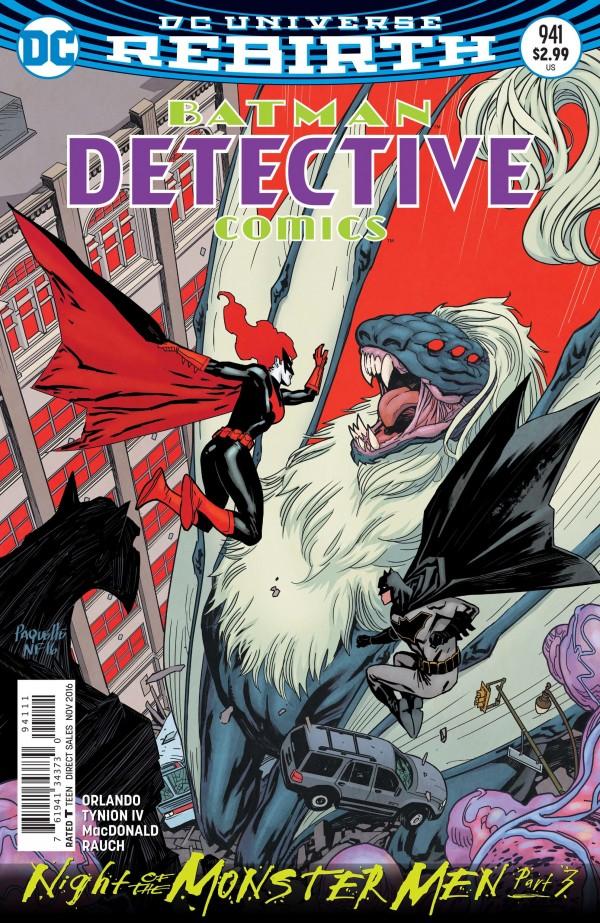 Detective Comics #941
