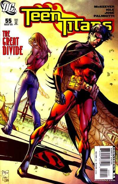 Teen Titans #55