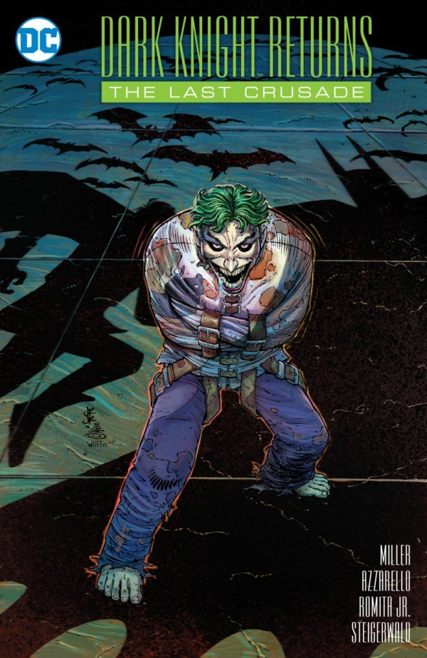 Dark Knight Returns: The Last Crusade #1