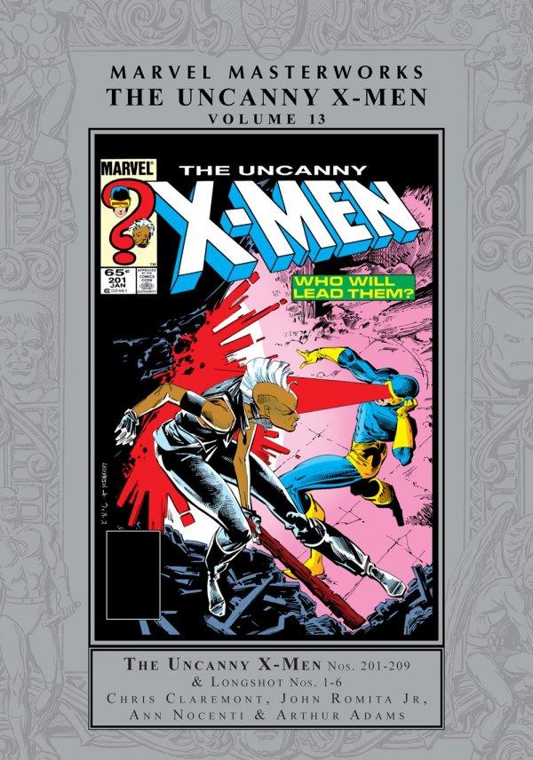 Marvel Masterworks: The Uncanny X-Men Vol. 13 HC