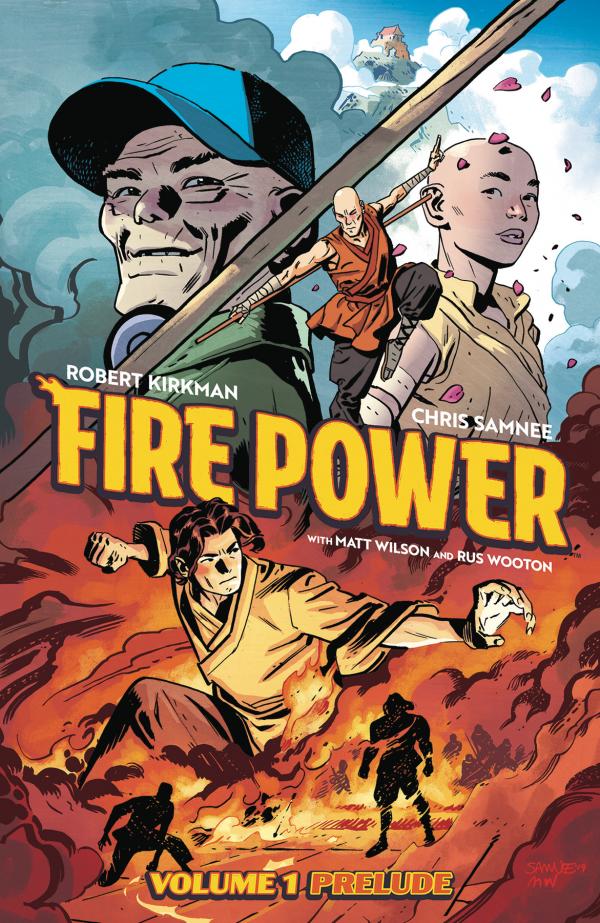 Fire Power by Kirkman & Samnee Vol. 1: Prelude TP