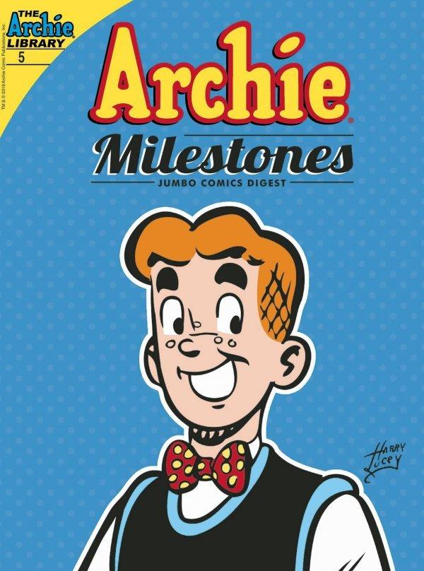 Archie Milestones Jumbo Comics Digest #5