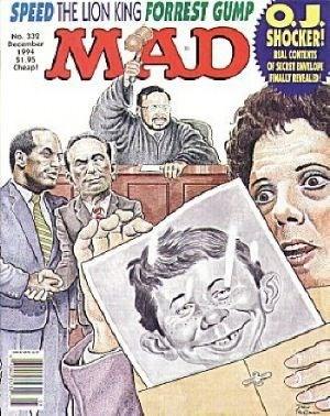 Mad Magazine #332