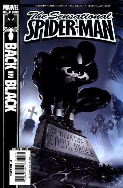 The Sensational Spider-Man #38