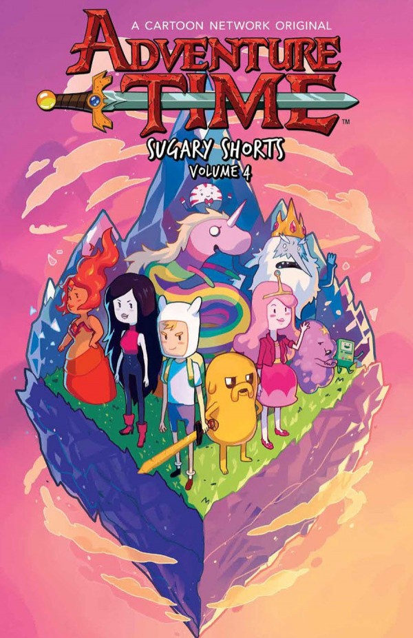Adventure Time: Sugary Shorts Vol. 4 TP