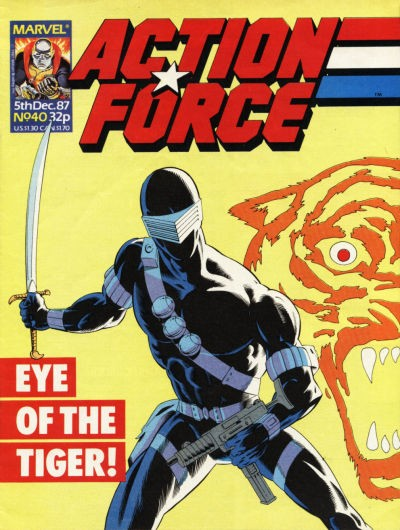 Action Force #40