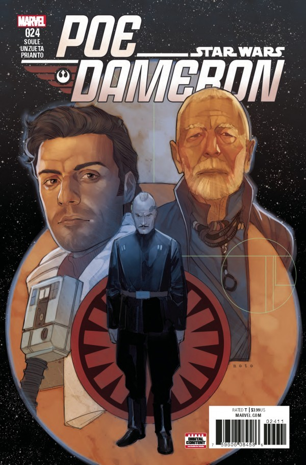 Star Wars: Poe Dameron #24