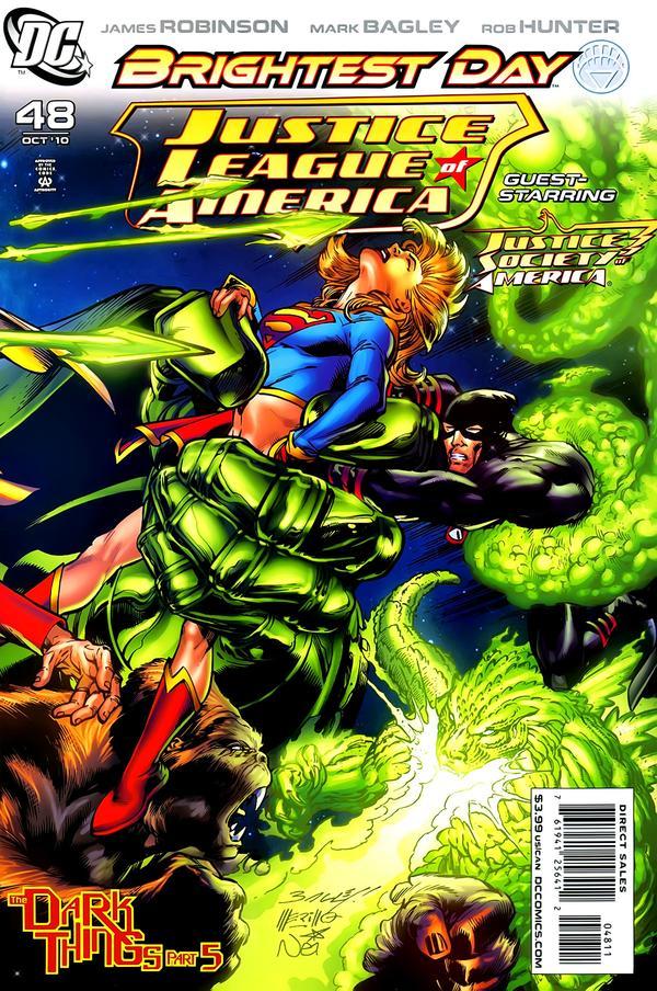 Justice League of America #48