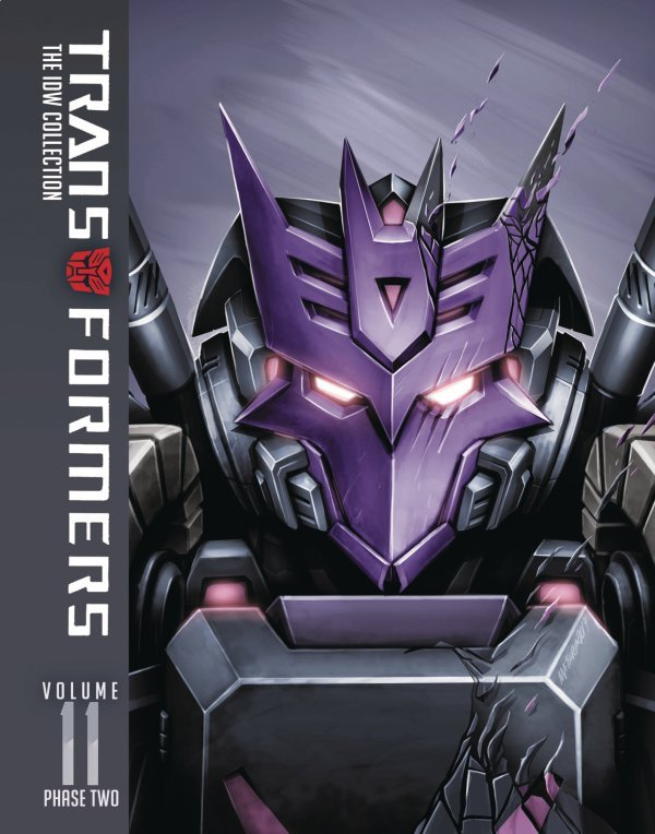 Transformers: IDW Collection Phase Two Vol. 11 HC