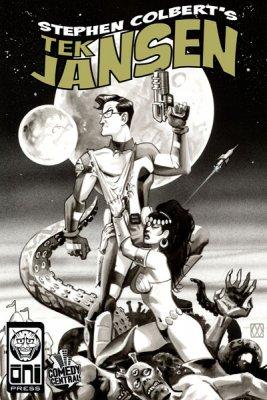 Stephen Colbert's Tek Jansen #2