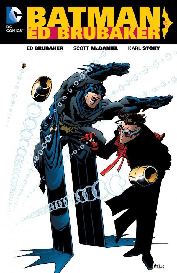 Batman by Ed Brubaker Vol. 1 TP