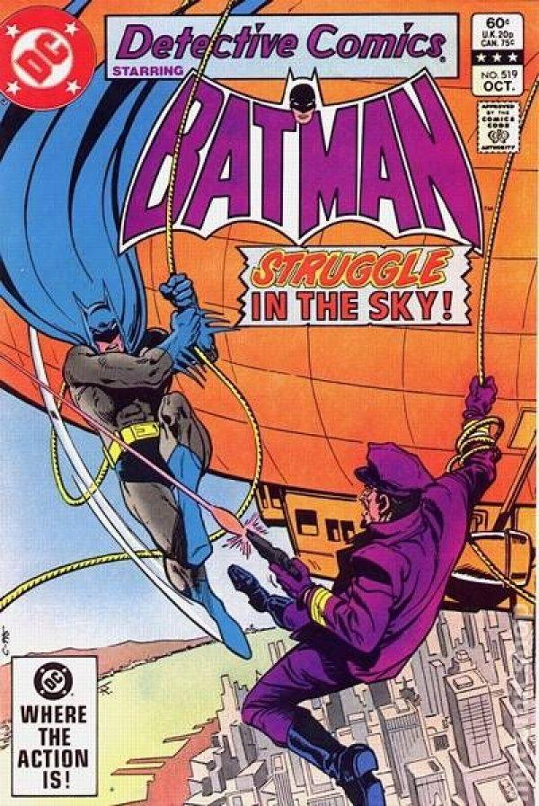 Detective Comics #519